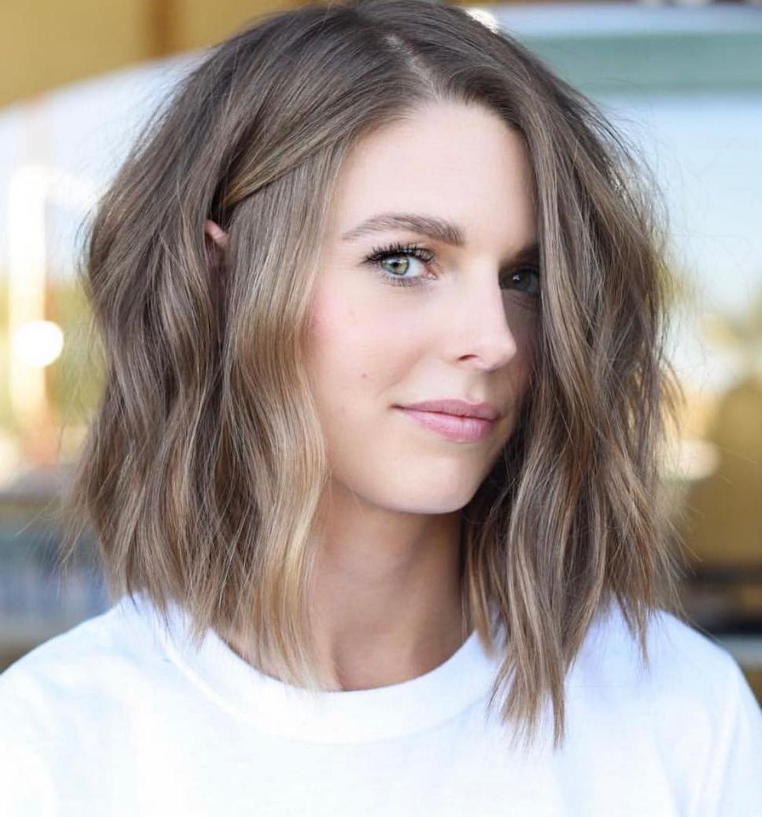 Cute Hairstyles For Medium Hair Women
